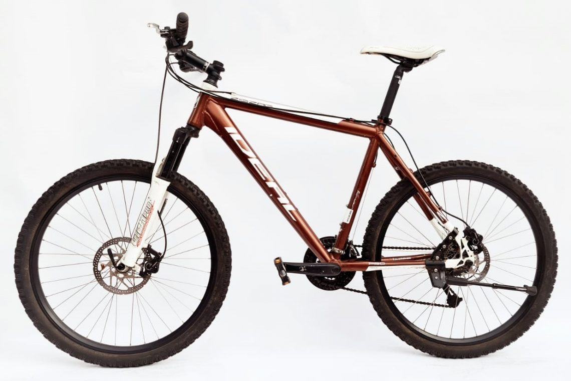 Ideal mountainbike