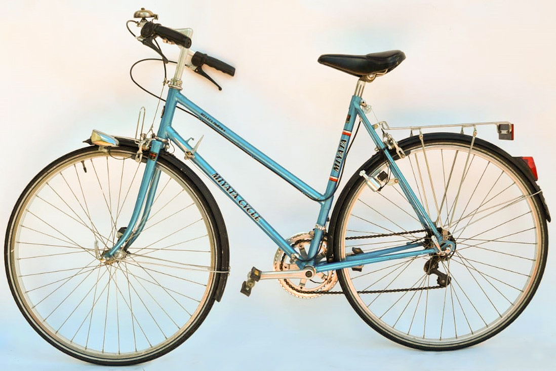 Miyata cycle blauw
