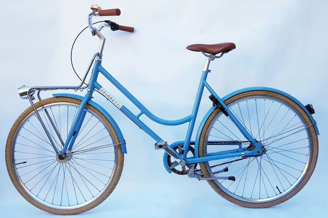 Veloretti robyn - havana blue